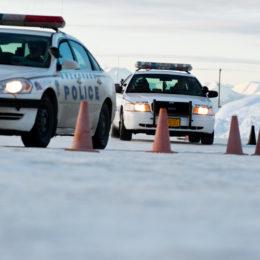 Police vehicles - Johnathan Green