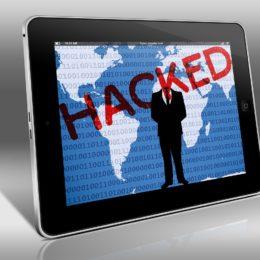 Hacked computer - TheDigitalArtist