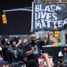 BLM protest NYC - Anthony Quintano