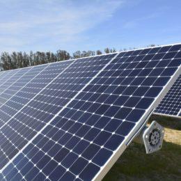 Solar panels - J. Brian Garmon